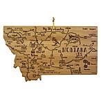 Totally Bamboo® Montana Destination Cutting Board