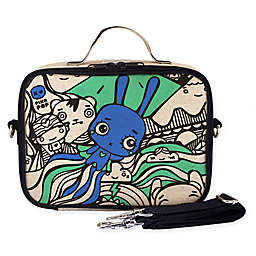 SoYoung Pixopop Flying Stich Bunny Lunch Box in Blue