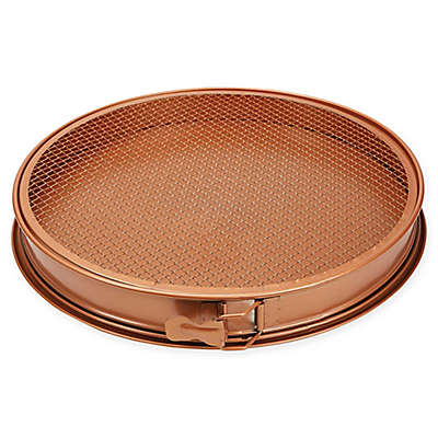 Copper Chef™ 3-Piece Perfect Pizza & Crisper Pan Set