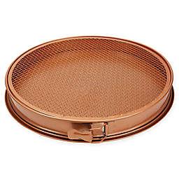 Copper Chef™ 3-Piece Perfect Pizza & Crisper Pan Set