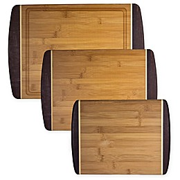 Totally Bamboo® Java Cutting/Serving Board