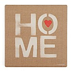 Thirstystone® Home Heart Single Square Coaster