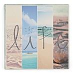 Thirstystone® Sea Life Single Square Coaster