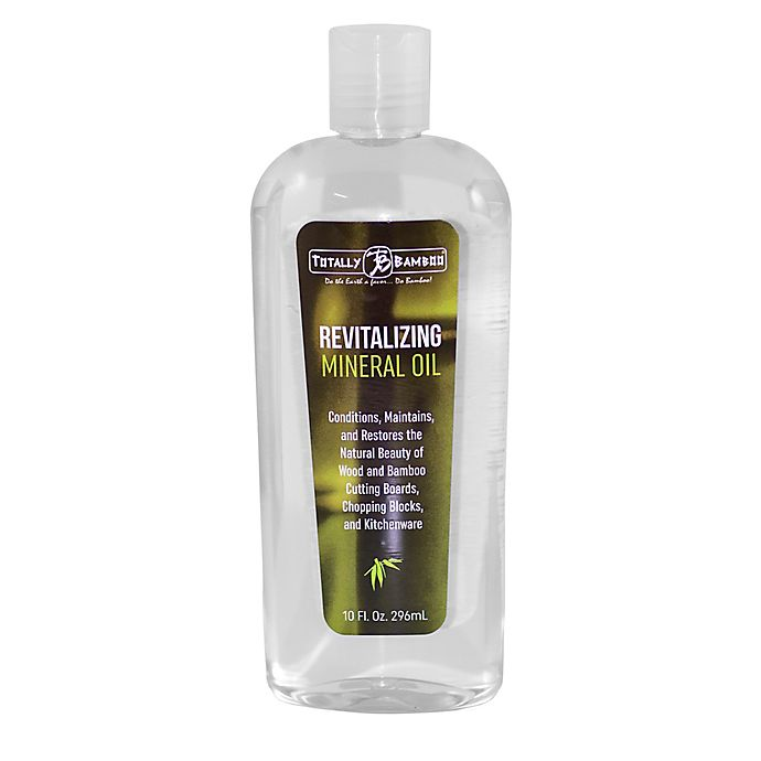 Alternate image 1 for Totally Bamboo Revitalizing Mineral Oil
