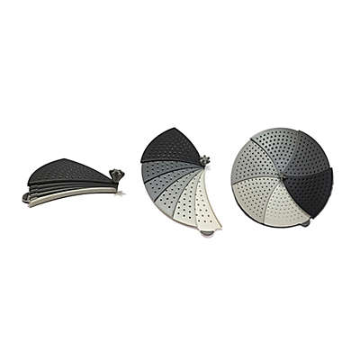 Fushionbrands Collapsible SpinOut Screen in Grey