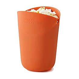 Joseph Joseph M-Cuisine™ Portion Popcorn Maker Set in Orange/Grey