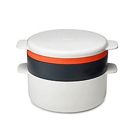 Joseph Joseph M-Cuisine™ Stack Set in Orange/Grey
