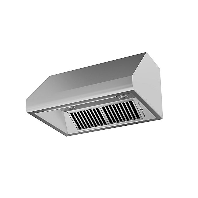 Alternate image 1 for ZLINE Classic Series 432 Under-Cabinet Range Hood in Stainless Steel