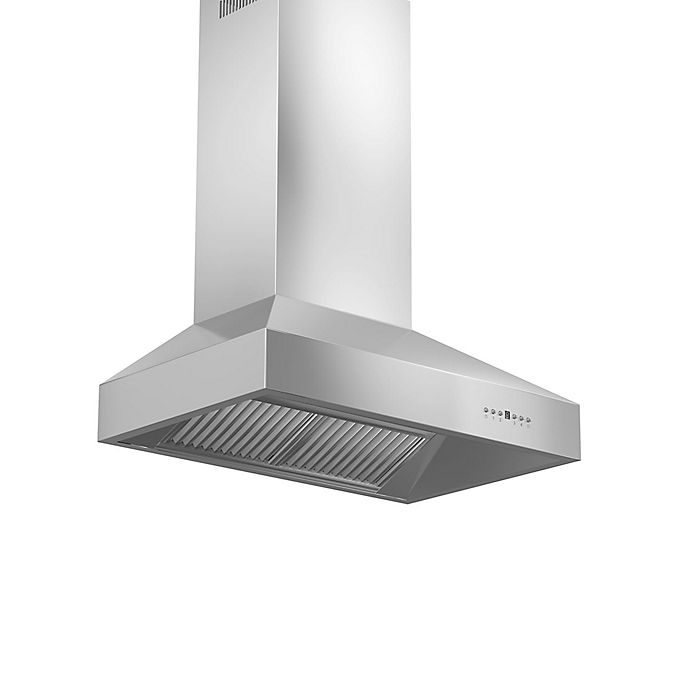 Alternate image 1 for ZLINE Pro Series 667CRN 30-Inch Stainless Steel Range Hood