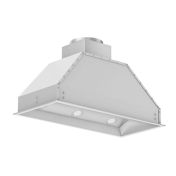Alternate image 1 for ZLINE Outdoor Series 695-304 40-Inch Stainless Steel Range Hood Insert