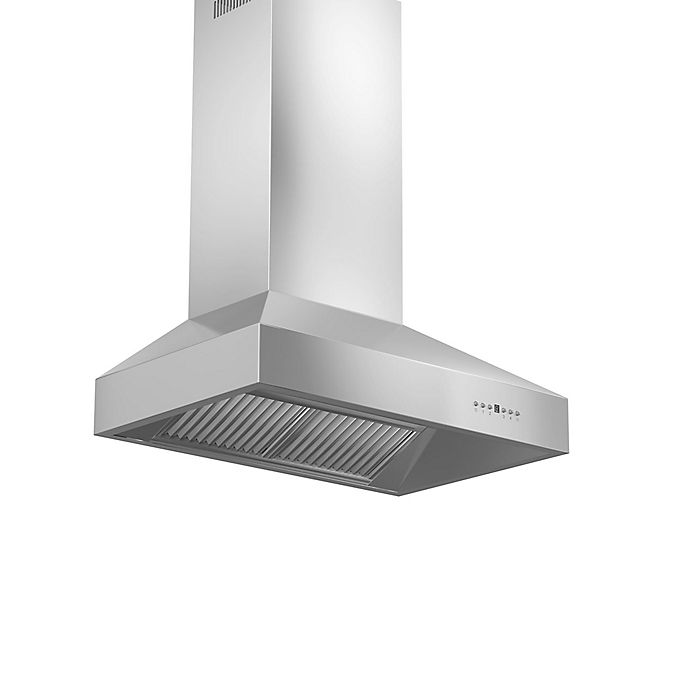 Alternate image 1 for ZLINE Pro Series 697 60-Inch Stainless Steel Range Hood