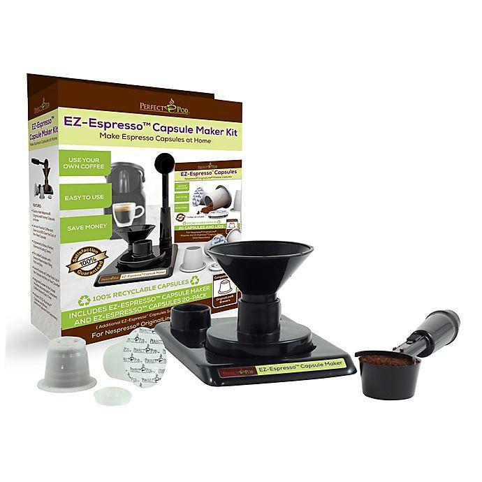 Alternate image 1 for Perfect Pod EZ-Espresso Capsule Maker Kit