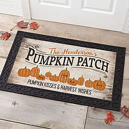Pumpkin Patch 20-Inch x 35-Inch  Door Mat