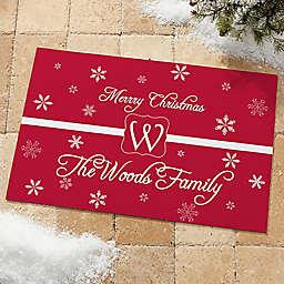 Winter Wonderland 18-Inch x 27-Inch Door Mat