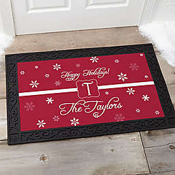 Winter Wonderland 20-Inch x 35-Inch Door Mat
