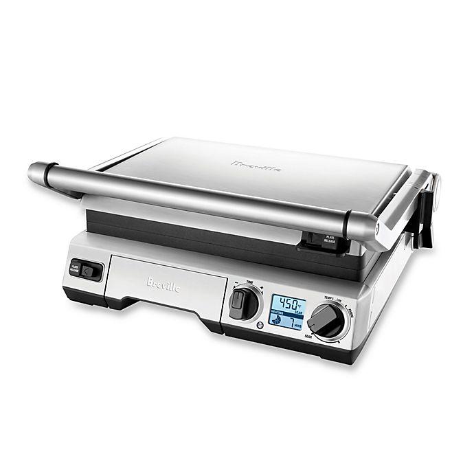 Alternate image 1 for Breville® Smart Grill