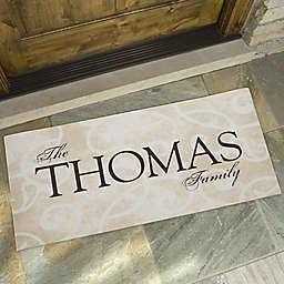 Sentiments of the Home 24-Inch x 48-Inch Door Mat