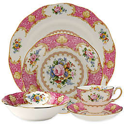 Royal Albert Lady Carlyle Dinnerware Collection