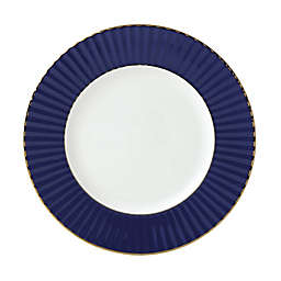Lenox® Pleated Colors Salad Plate in Navy