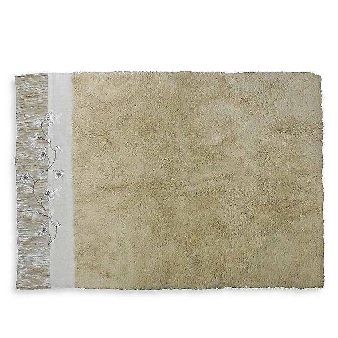 Alternate image 1 for Croscill® Magnolia Bath Rug