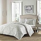 Stone Cottage Camden Reversible King Comforter Set in Grey