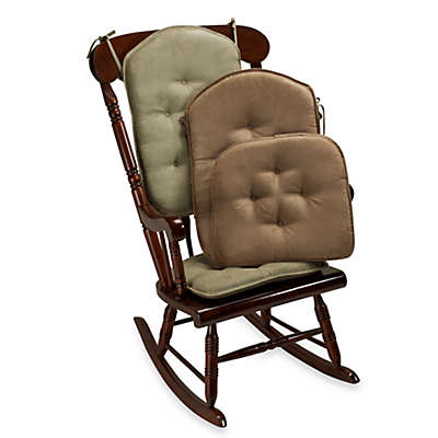 Klear Vu Twillo 2-Piece Rocking Chair Pad Set