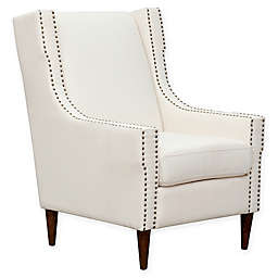 Chic Home Newton Linen Accent Chair
