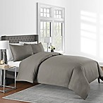 Wamsutta® Vintage Solid 625-Thread-Count Full/Queen Duvet Cover Set in Mink