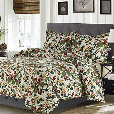 Tribeca Living Paisley Duvet Collection