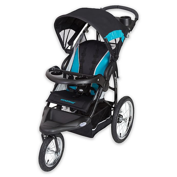 Alternate image 1 for Baby Trend® Expedition RG Jogger Stroller