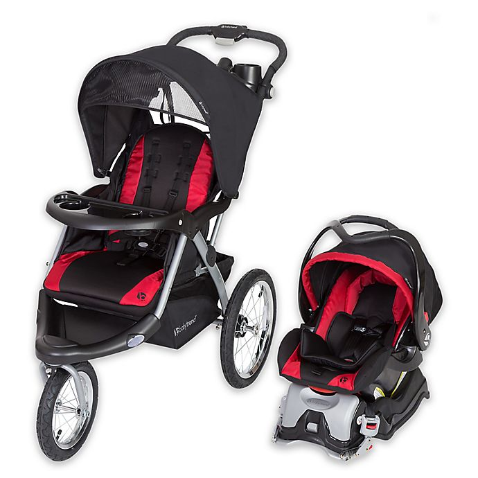 Alternate image 1 for Baby Trend® Expedition® GLX Travel System