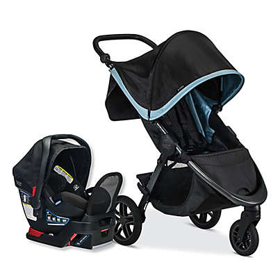 BRITAX® B-Free & Endeavours Travel System