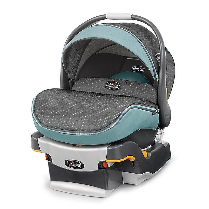 Alternate image 1 for Chicco® KeyFit® 30 Zip Infant Car Seat in Serene