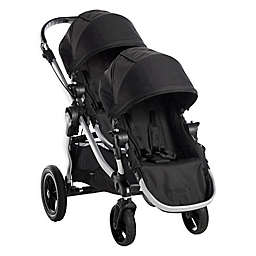 Baby JoggerR City SelectR Stroller With Second Seat In Onyx Silver
