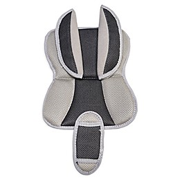 Burley Deluxe Seat Pads in Grey