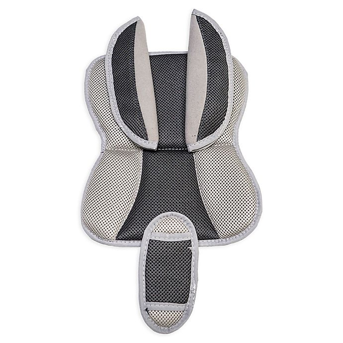 Alternate image 1 for Burley Deluxe Seat Pads in Grey