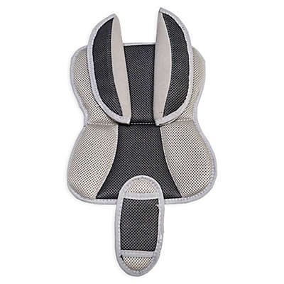 Burley Deluxe Seat Pads in Grey
