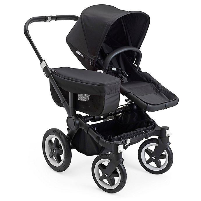 Alternate image 1 for Bugaboo Donkey2 Mono Complete Stroller in Black