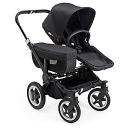 Bugaboo Donkey2 Mono Complete Stroller in Black
