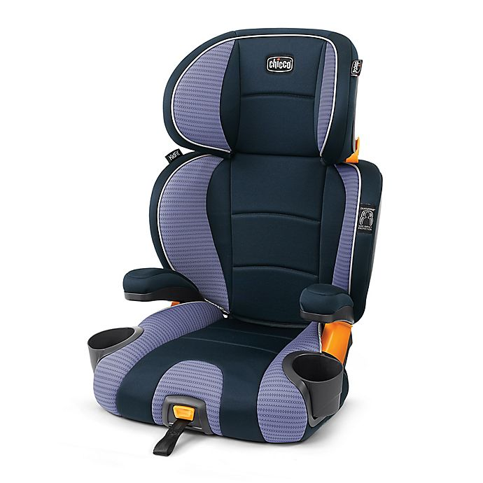Alternate image 1 for Chicco® KidFit™ 2-in-1 Belt Positioning Booster Seat in Celeste