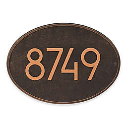 Whitehall Products Hawthorne Modern Wall Plaque