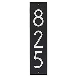 Whitehall Products Delaware Modern Vertical Wall Plaque
