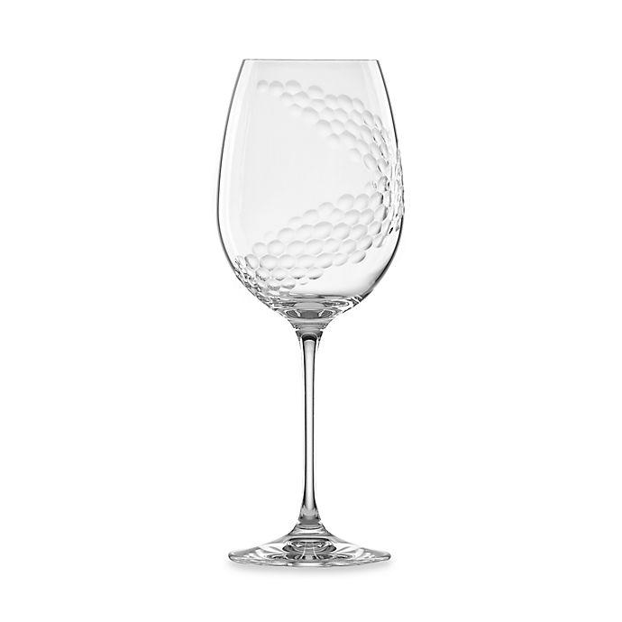 Alternate image 1 for L by Lenox® Effervescence Crystal 20-Ounce Goblet