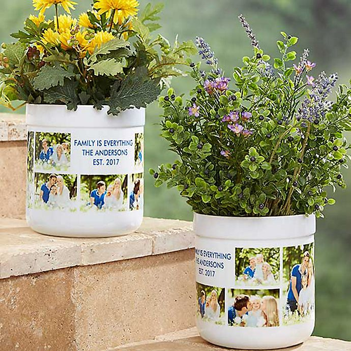 Alternate image 1 for Picture Perfect Outdoor Flower Pot