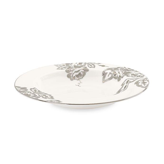 Alternate image 1 for L by Lenox® Floral Waltz 9-Inch Pasta/Rim Soup Bowl