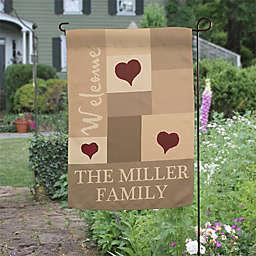 Loving Hearts Garden Flag