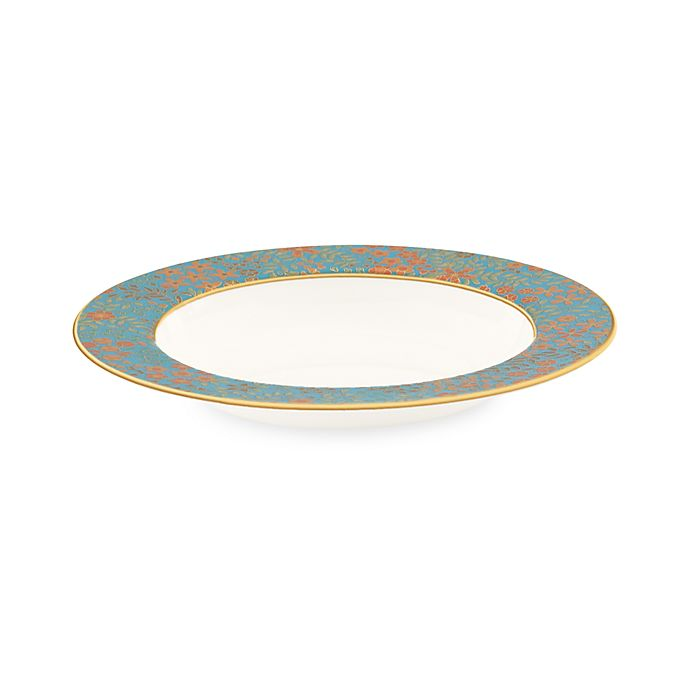 Alternate image 1 for L by Lenox® Gilded Tapestry Pasta/Rim Soup Bowl