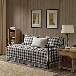 Woolrich® Buffalo Check Reversible Daybed Set