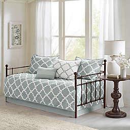 Madison Park Essentials Merritt Reversible Daybed Set in Grey