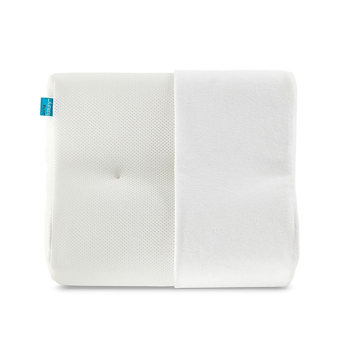 Alternate image 1 for Airia Luxury 2-Piece Quick Dry Curved Spa Pillow in White